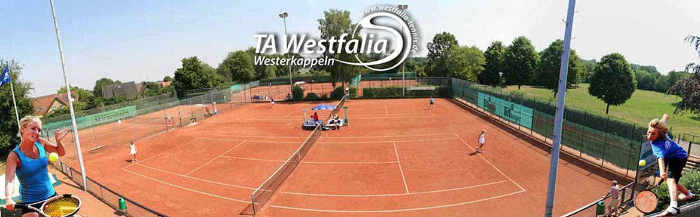 TSV Westfalia 06 Westerkappeln Tennis