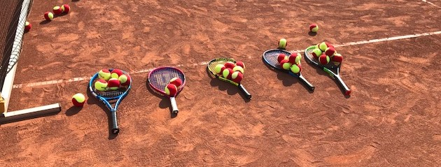 Jugend-Tennis-Camp 2020