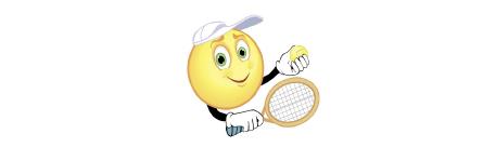 Tenniscamp und Abschlussparty